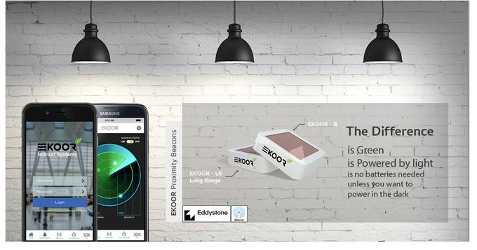 便利なサービスを支える屋台骨!ビーコン技術を進化させる「EKOOR Proximity Beacons」