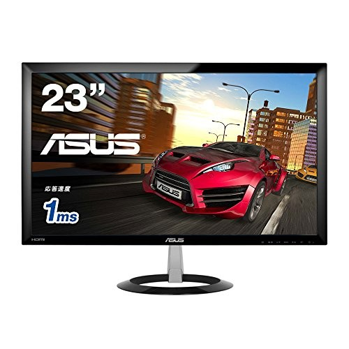 ASUS Gamingモニター 23型フルHDディスプレイ  VX238H-P