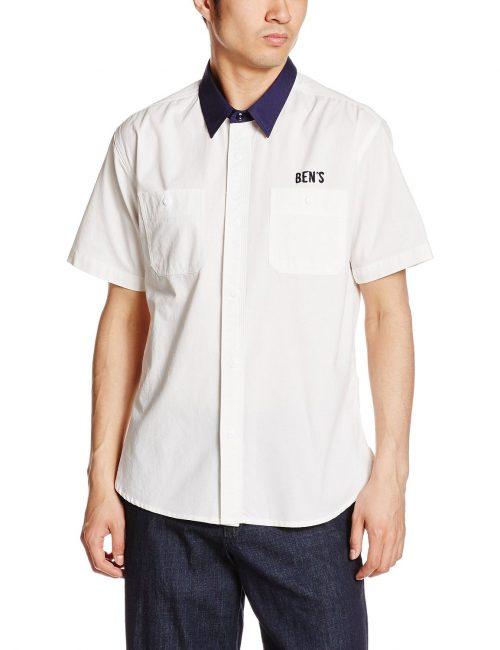 白シャツ12