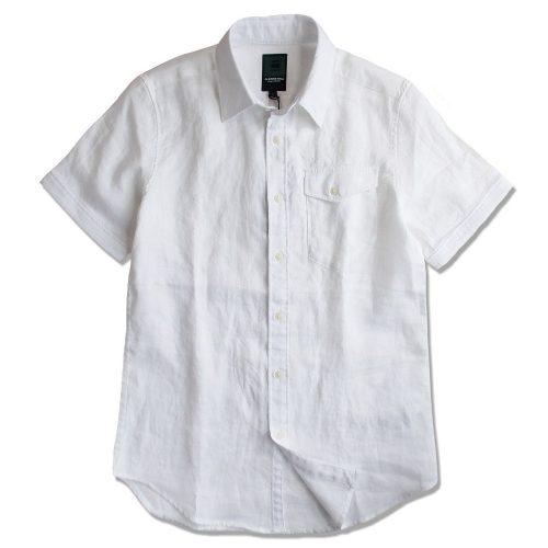 白シャツ14