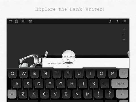 Hanx Writer 2