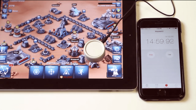 6thfinger  Keep games or apps active without human touch by Danny   Wayne — Kickstarter