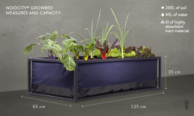 Noocity Growbed2