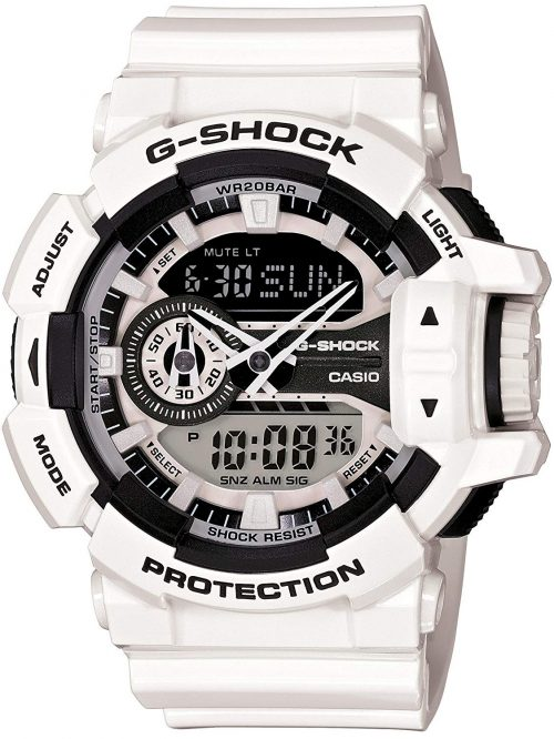 第6位 カシオ(CASIO) G-SHOCK GA-400-7AJF