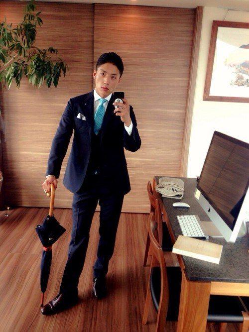 結婚式のおしゃれメンズコーディネート集!スーツファッション