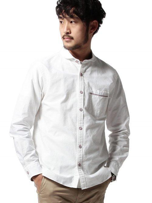 白シャツのイメージ