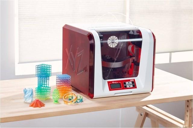 3Dプリンターのイメージ