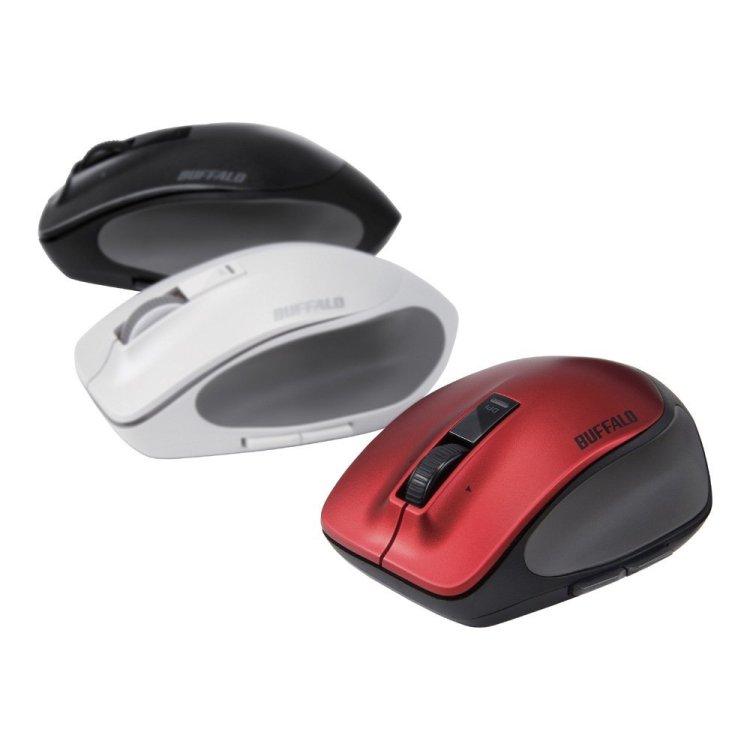 ワイヤレスマウスのイメージ