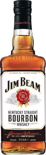 ジムビーム(JIM BEAM) バーボンウイスキー