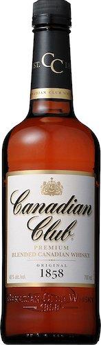 カナディアンクラブ(CANADIAN CLUB) カナディアンウイスキー