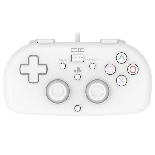 ホリ(HORI) ワイヤードコントローラーライト for PS4 ホワイト