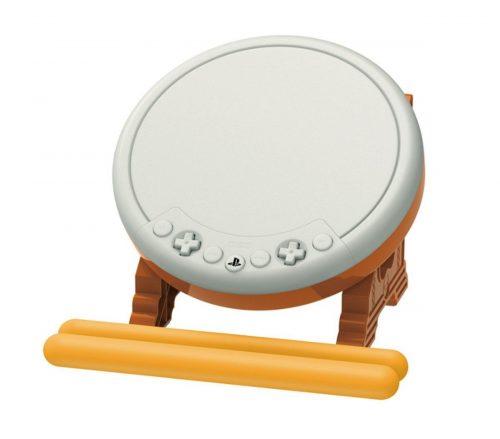 ホリ(HORI) 太鼓の達人専用コントローラー 太鼓とバチ for PlayStation4