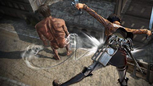 進撃の巨人2 - コーエーテクモゲームス