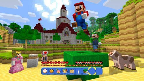 MINECRAFT: Wii U EDITION - マイクロソフト