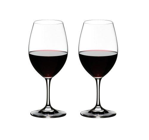 リーデル (RIEDEL) オヴァチュア レッドワイン 2個セット