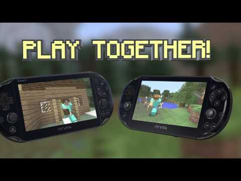 Minecraft: PlayStation Vita Edition - ソニーインタラクティブエンタテインメント