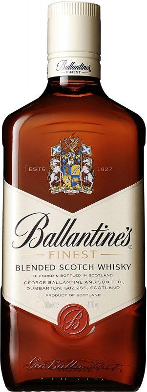 バランタイン(BALLANTINE) ファイネスト ブレンデッド スコッチウイスキー