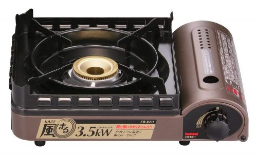 イワタニ(Iwatani) カセットフー 風まる ブローケース入り CB-KZ-1-A