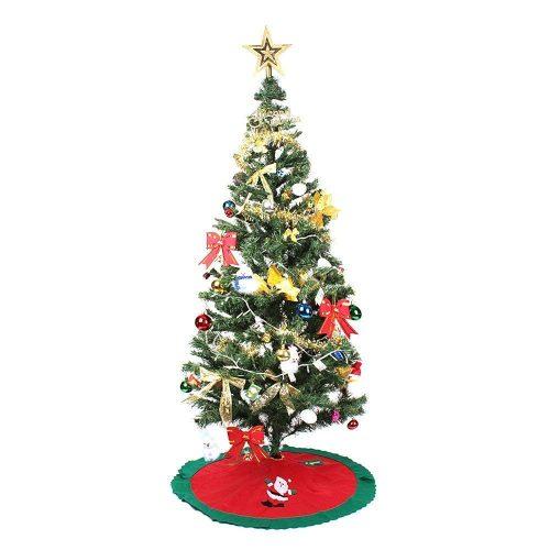 HY-MS クリスマスツリーセット 150cm LEDイルミネーション オーナメント