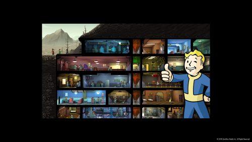 Fallout Shelter - ベセスダ・ソフトワークス