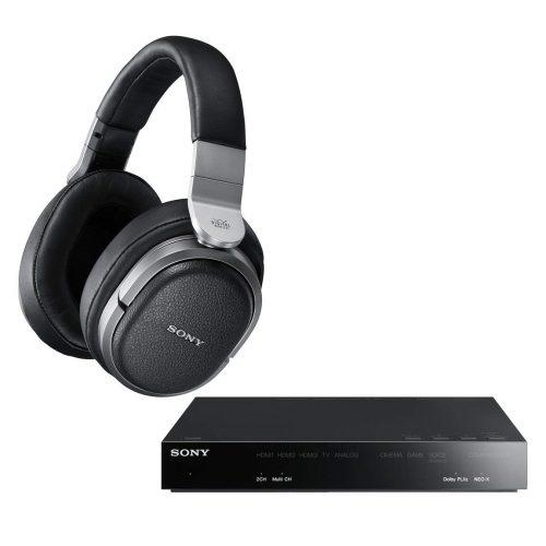 ソニー(SONY) デジタルサラウンドヘッドホンシステム MDR-HW700DS