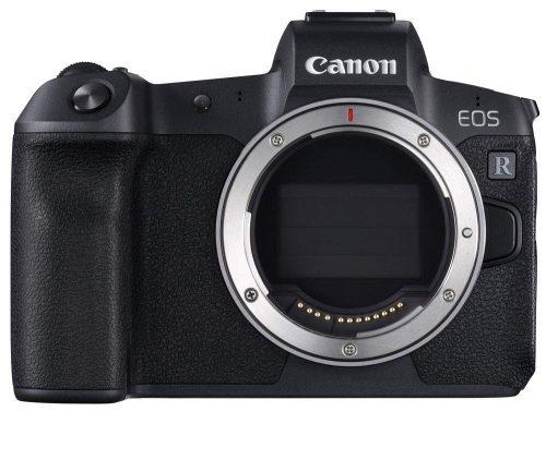 キヤノン(Canon) ミラーレス一眼レフカメラ EOS R