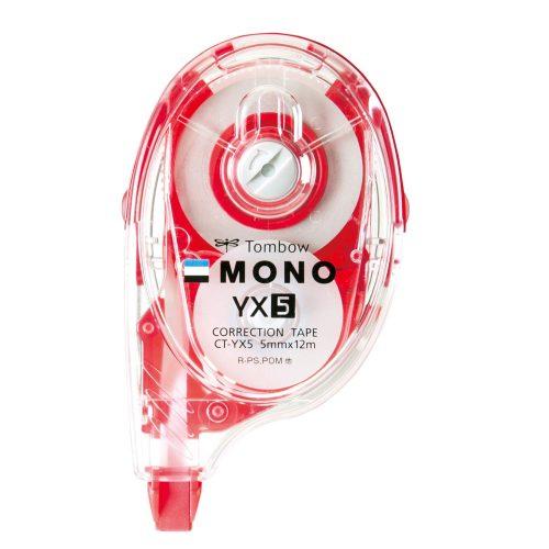 トンボ鉛筆 修正テープ モノYX CT-YX5