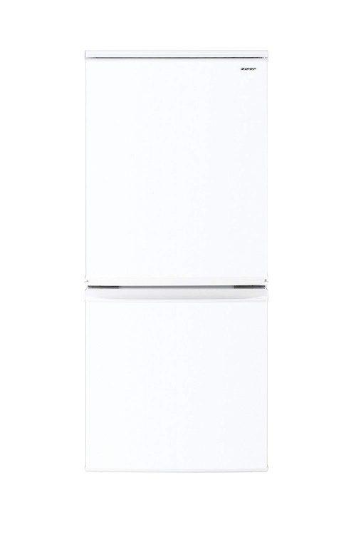 シャープ(SHARP) 冷蔵庫 SJ-DA14D 137L