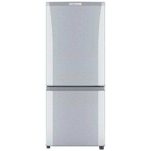 三菱電機(MITSUBISHI) 2ドア冷蔵庫 MR-P15C 146L