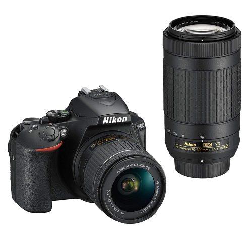 ニコン(Nikon) デジタル一眼レフカメラ D5600 ダブルズームキット D5600WZ