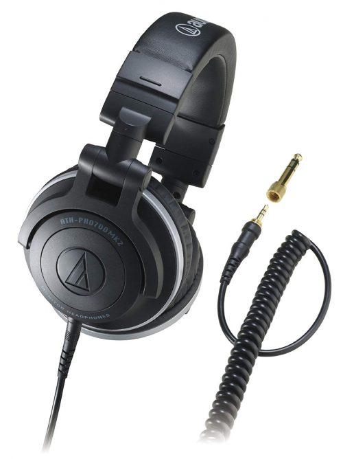 オーディオテクニカ(audio-technica) 密閉型DJモニターヘッドホン ATH-PRO700MK2