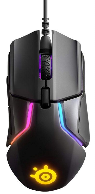 スチールシリーズ(SteelSeries) 有線光学式ゲーミングマウス Rival 600 62446