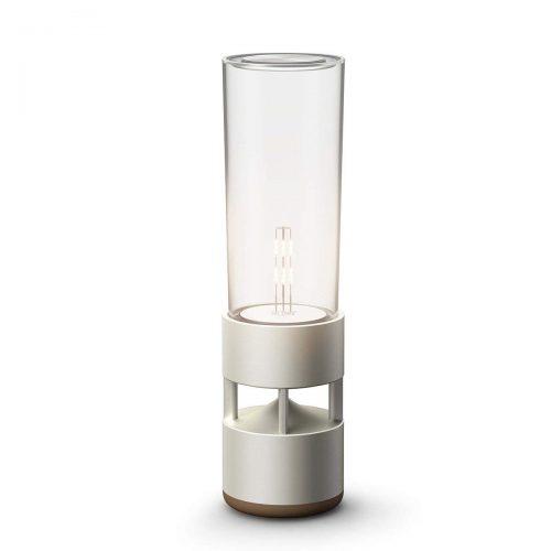 ソニー(SONY) Bluetooth対応 LEDライト付きグラスサウンドスピーカー  LSPX-S1