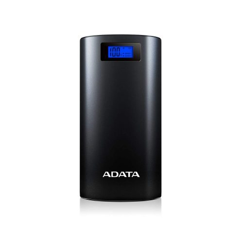ADATA モバイルバッテリー AP20000D-DGT-5V-CBK