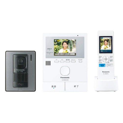 パナソニック(Panasonic) ワイヤレスモニター付 テレビドアホン VL-SWD220K