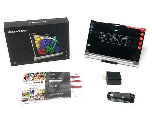 レノボ(Lenovo) 8インチタブレット YOGA Tablet 2