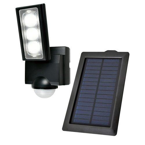 エルパ(ELPA) ソーラー発電式LEDセンサーライト ESL-311SL