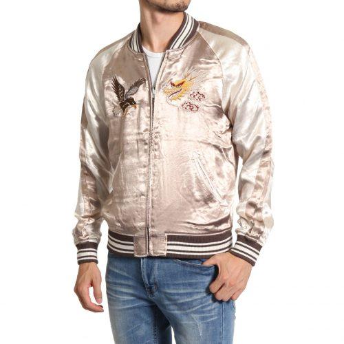 アヴィレックス(AVIREX) ワンサイド スカ ジャケット