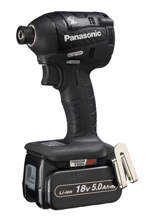 パナソニック(Panasonic) インパクトドライバー 14.4V/18V EZ75A7LJ2G