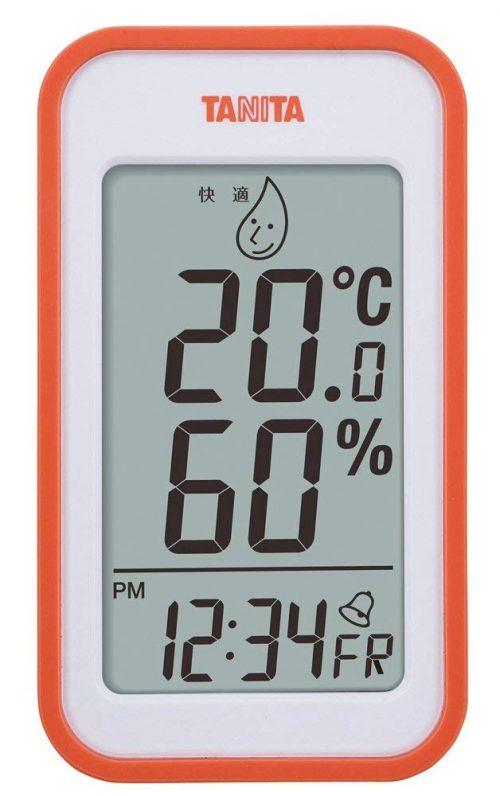 タニタ(TANITA) 温湿度計 TT-559