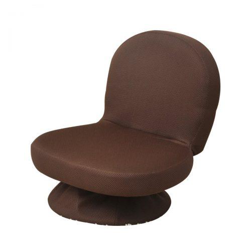 山善(YAMAZEN) 折りたたみ式回転座椅子 SAGR-45-D