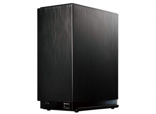 アイ・オー・データ(I-O DATA) NAS 6TB RAID 1 HDL2-AA6/E