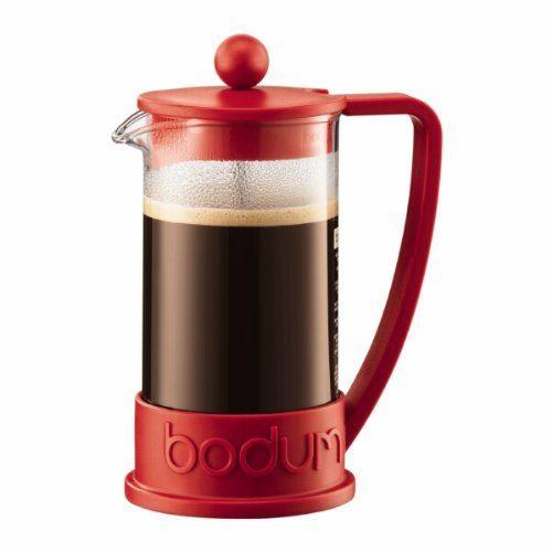 ボダム(bodum) BRAZIL フレンチプレスコーヒーメーカー 0.35L 10948-294