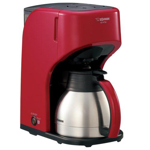 象印マホービン(ZOJIRUSHI) ステンレスサーバーコーヒーメーカー EC-KT50-RA