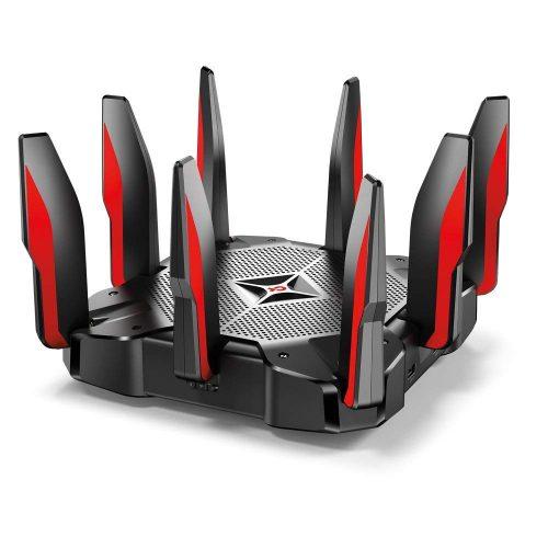 ティーピーリンク(TP-Link) ゲーミング無線LANルーター Archer C5400X