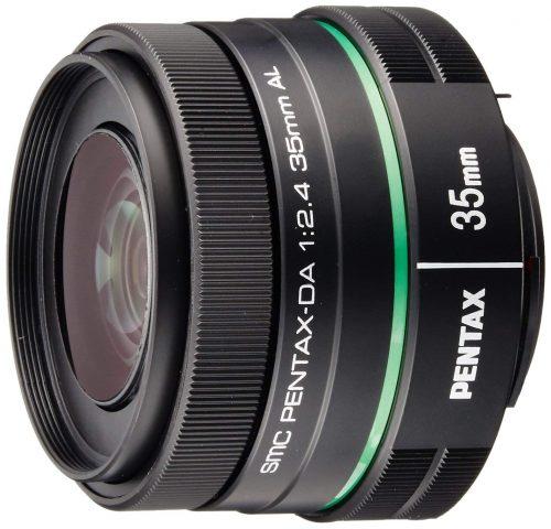 ペンタックス(PENTAX) 単焦点レンズ DA35mmF2.4AL Kマウント APS-Cサイズ 21987