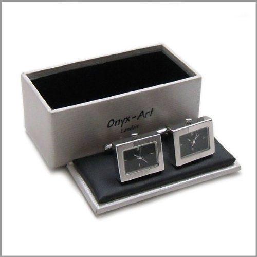 オニキスアート(ONYX-ART) 時計カフスボタン