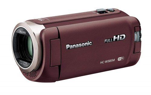 パナソニック(Panasonic) デジタルハイビジョンビデオカメラ W585M