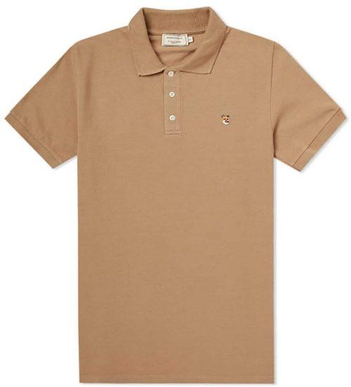 メゾンキツネ(MAISON KITSUNE) ポロシャツ BM00202AT1516