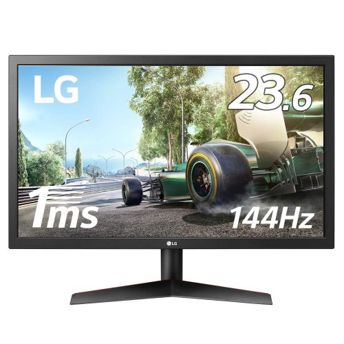 LGエレクトロニクス(LG Electronics) モニター 24GL600F-B
